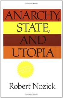 Picture of a book: Anarchy, State, And Utopia