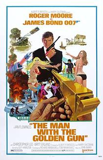 Picture of a movie: The Man With The Golden Gun