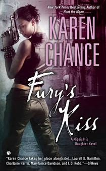Picture of a book: Fury's Kiss