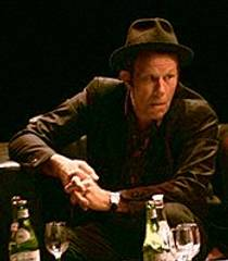 Picture of an author: Tom Waits