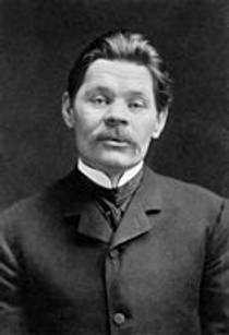 Picture of an author: Maxim Gorky