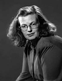 Picture of an author: Shirley Jackson