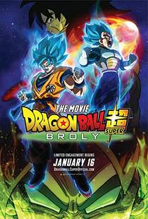 Picture of a movie: Dragon Ball Super: Broly