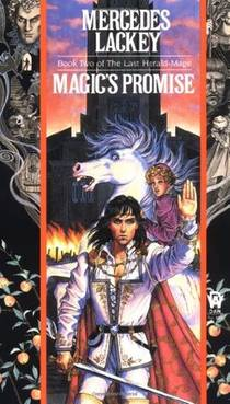 Picture of a book: Magic's Promise