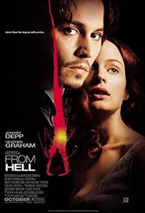Picture of a movie: From Hell