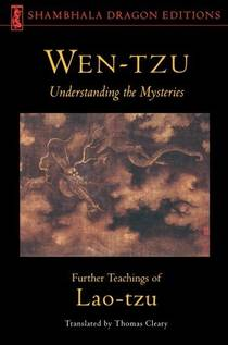 Picture of a book: Wen-Tzu