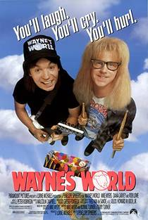 Picture of a movie: Wayne's World