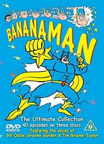 Picture of a TV show: Bananaman