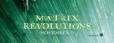 Image of The Matrix Revolutions