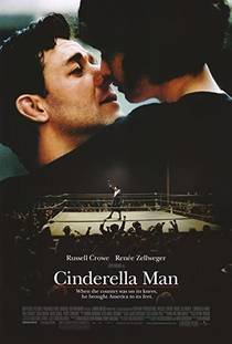 Picture of a movie: Cinderella Man