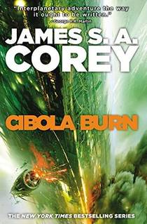 Picture of a book: Cibola Burn