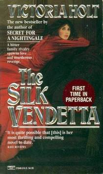 Picture of a book: The Silk Vendetta