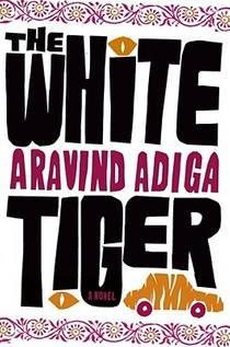 Picture of a book: The White Tiger