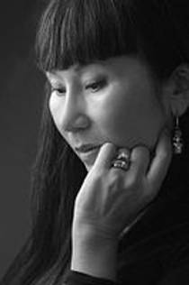Picture of an author: Amy Tan