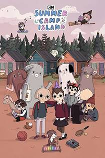 Picture of a TV show: Summer Camp Island