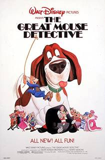 Picture of a movie: The Great Mouse Detective