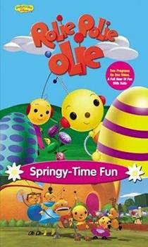 Picture of a TV show: Rolie Polie Olie