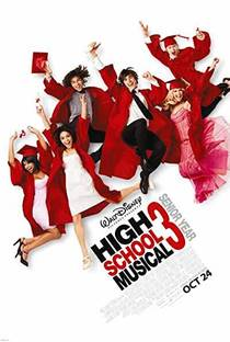 Picture of a movie: High School Musical 3: Senior Year
