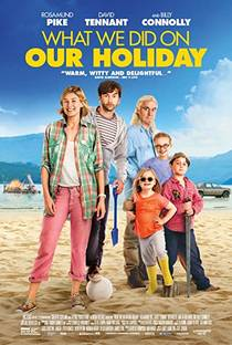 Picture of a movie: What We Did On Our Holiday