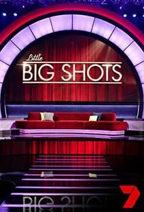 Picture of a TV show: Little Big Shots