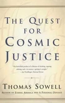 Picture of a book: The Quest For Cosmic Justice