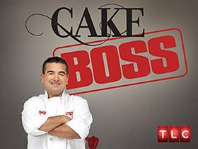 Picture of a TV show: Cake Boss