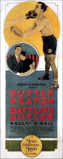 Picture of a movie: Battling Butler