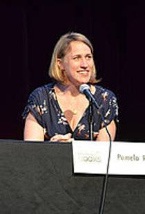 Picture of an author: Pamela Ribon