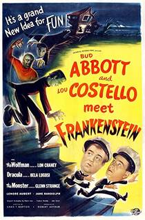 Picture of a movie: Abbott And Costello Meet Frankenstein