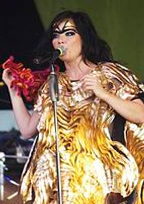 Picture of an author: Björk