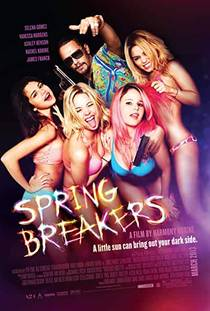 Picture of a movie: Spring Breakers