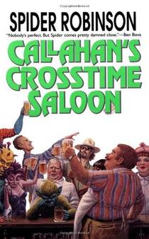 Picture of a book: Callahan's Crosstime Saloon