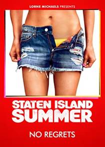Picture of a movie: Staten Island Summer