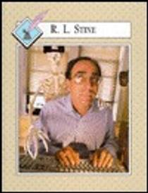 Picture of a book: R.L. Stine