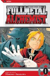 Picture of a book: Fullmetal Alchemist, Vol. 1