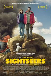 Picture of a movie: Sightseers