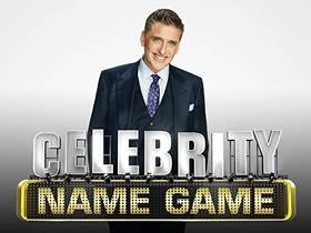 Picture of a TV show: Celebrity Name Game
