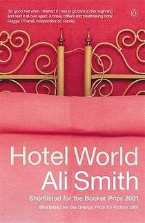 Picture of a book: Hotel World