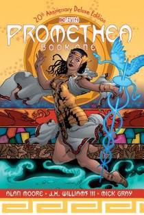 Picture of a book: Promethea
