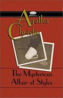 Picture of a book: The Mysterious Affair at Styles