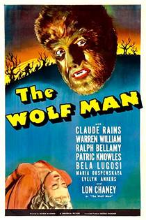 Picture of a movie: The Wolf Man