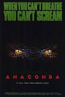 Picture of a movie: Anaconda
