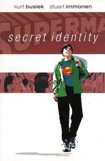 Picture of a book: Superman: Secret Identity