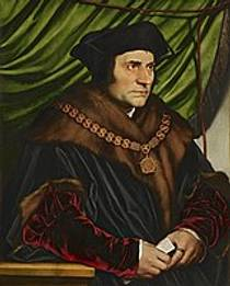 Picture of an author: Thomas More