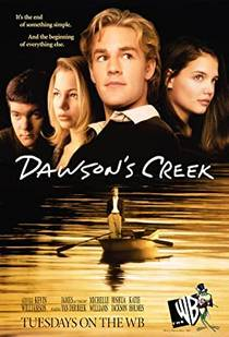 Picture of a TV show: Dawson's Creek