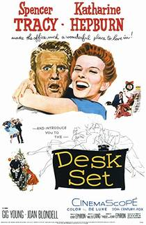Picture of a movie: Desk Set