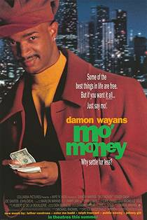 Picture of a movie: Mo' Money
