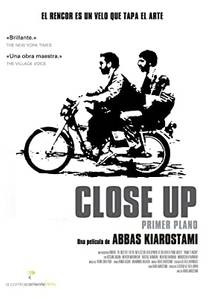 Picture of a movie: Close-Up