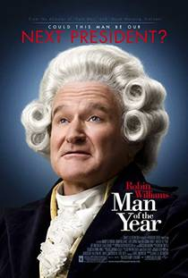 Picture of a movie: Man Of The Year