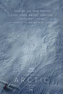 Picture of a movie: Arctic